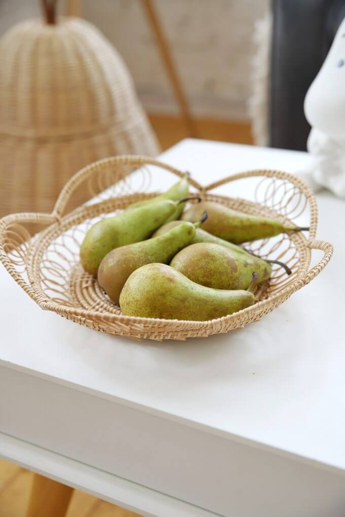 Фото 2 - Плетеная фруктовница -20%.