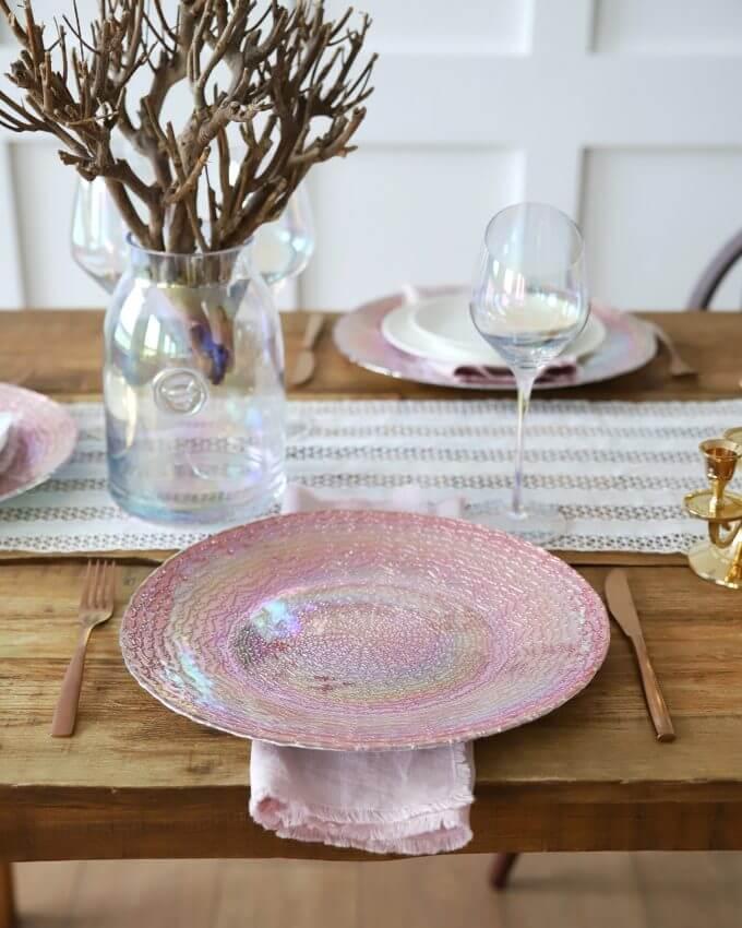 Фото 3 - Блюдо Pink Bubble.