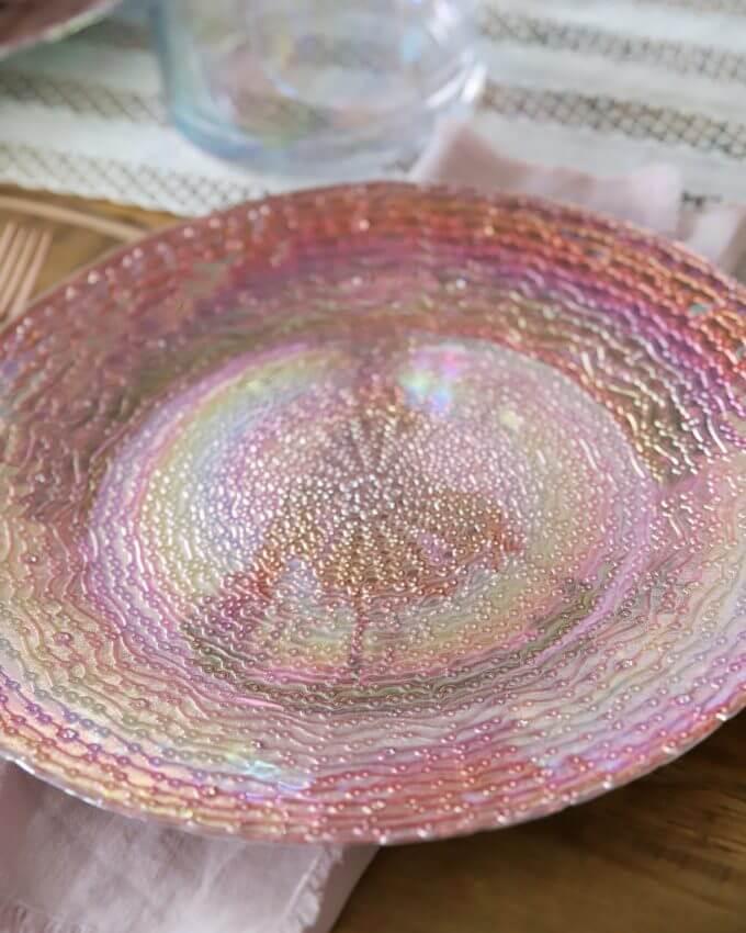 Фото 2 - Блюдо Pink Bubble.