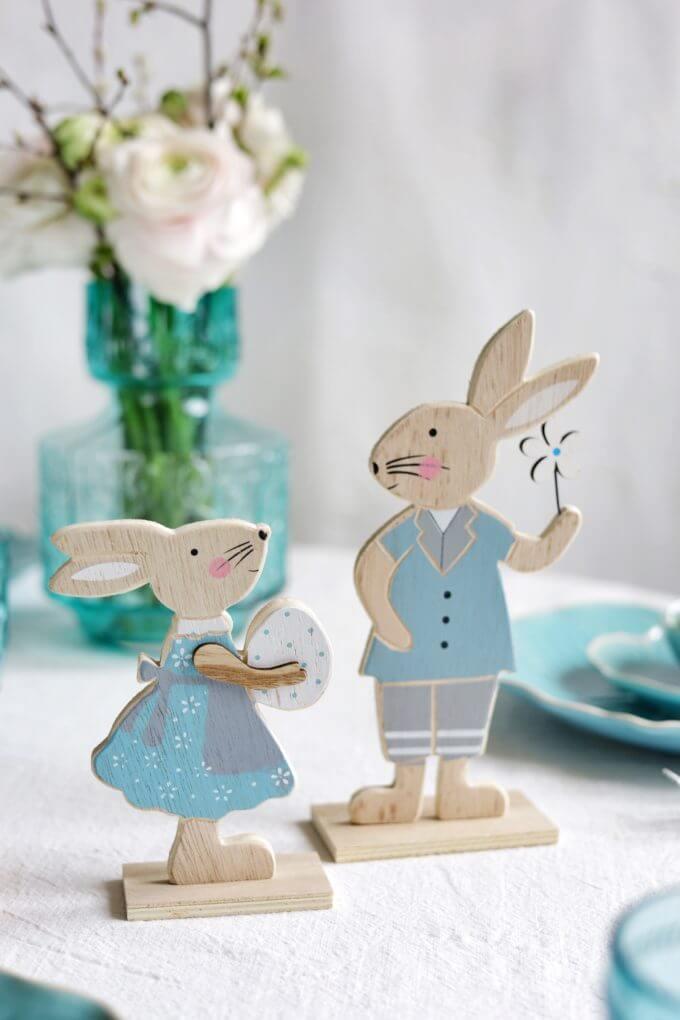 Фото 2 - Пасхальные зайцы.