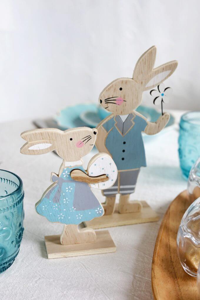 Фото 1 - Пасхальные зайцы.