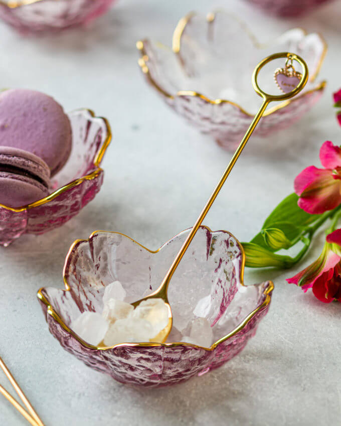 Фото 2 - Десертные приборы Love.