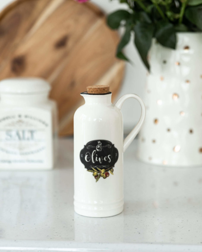 Фото 1 - Бутылочка для масла Olives.