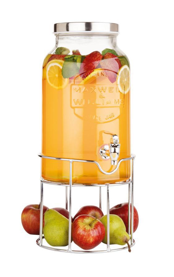 Фото 1 - Лимонадник Juice Jar 5,6л.