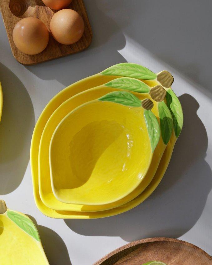 Фото 1 - Тарелки Lemons.