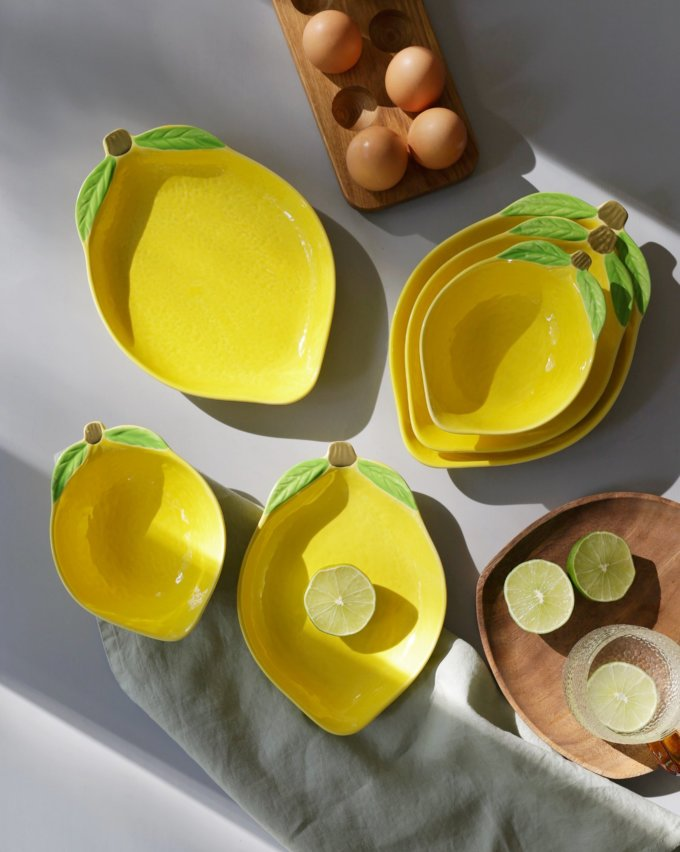 Фото 3 - Тарелки Lemons.