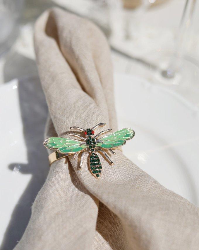 Фото 2 - Кольца для салфеток Fly.