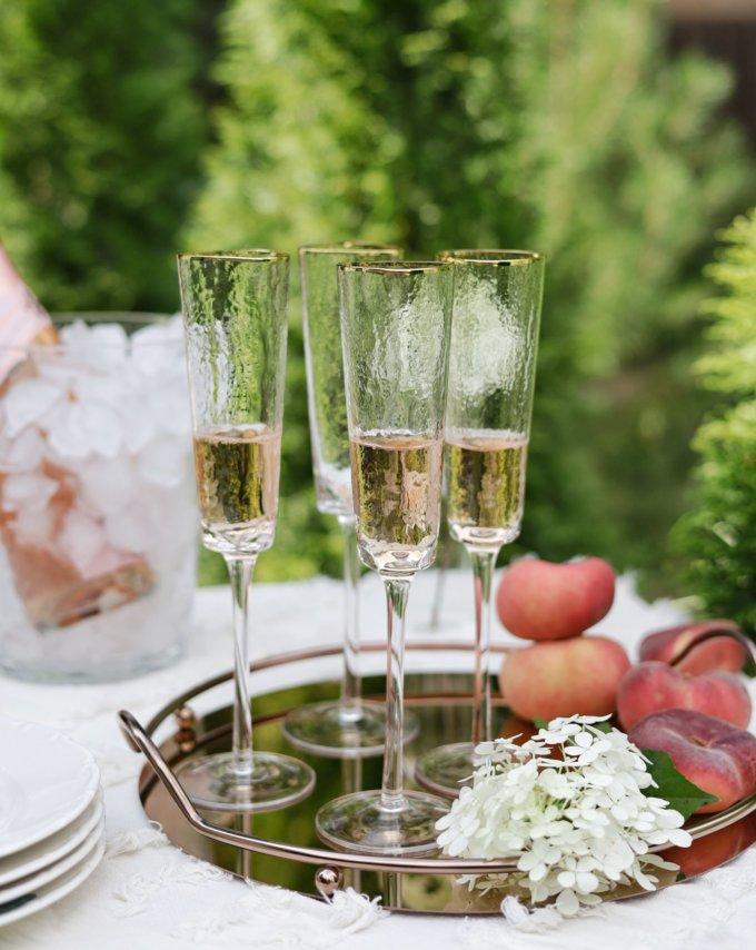 Фото 1 - Бокалы для шампанского Scotch (2шт.).