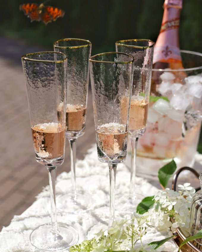 Фото 4 - Бокалы для шампанского Scotch (2шт.).