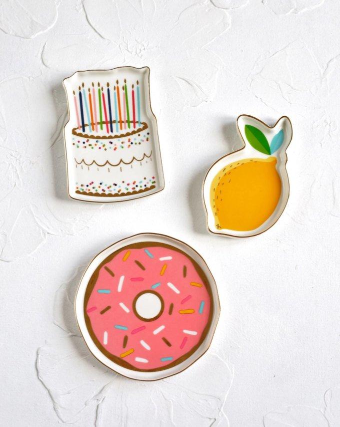 Фото 1 - Мини тарелочка Десерт.