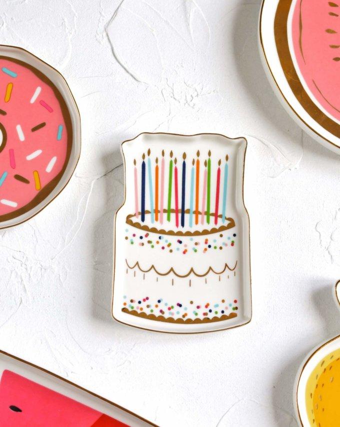 Фото 2 - Мини тарелочка Десерт.