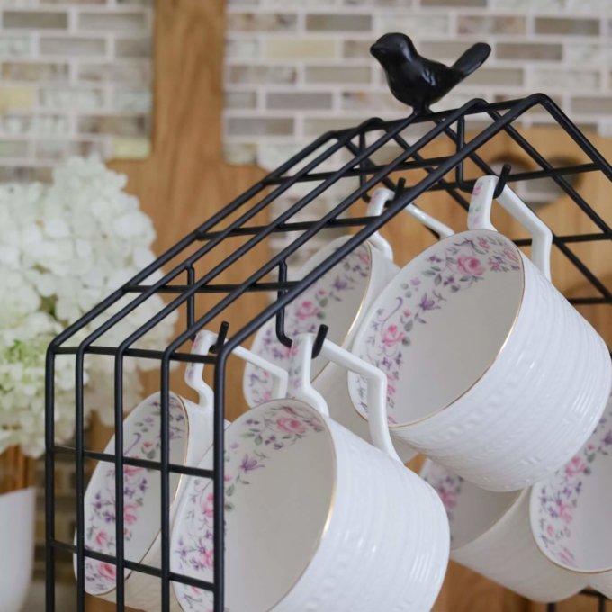 Фото 4 - Органайзер Домик для чайной посуды.